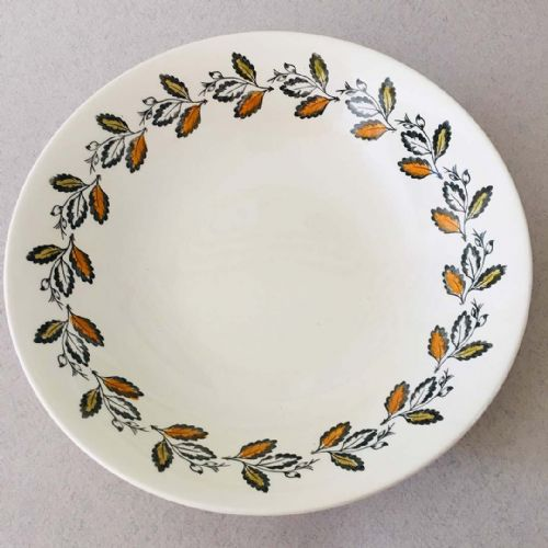 Kathie Winkle -  Pasta Bowl or Serving Dish - Autumn